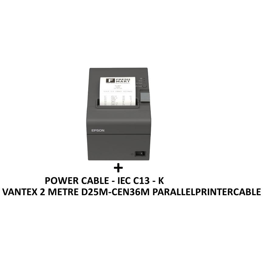 EPSON Thermal Receipt printer Parallel Bundle