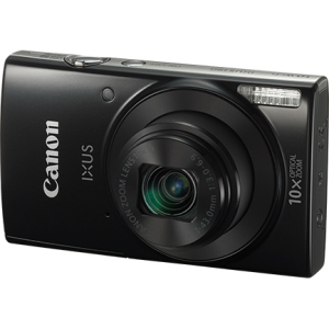 Canon IXUS190BK Digital Camera - Black