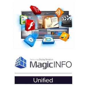 Licenza MagicInfo Unified 2 - 5 licenze trial per 60 giorni - una licenza per ogni display - A partire dalla versione di S