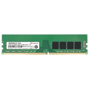 Modulo Memoria Transcend JetRAM per Desktop PC - 16 GB - DDR4-3200/PC4-25600 DDR4 SDRAM - 3200 MHz - CL22 - 1,20 V - Unbuf