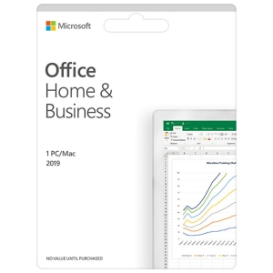 OFFICE HOME & BUSINESS 2019 RETAIL BOX MEDIALESS