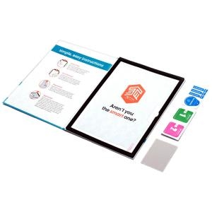 GLASS SCREEN PROTECTOR (MS SURFACE PRO 4/5/6/7/7+) - CLEAR