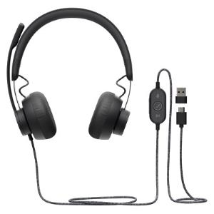 ZONE WIRED USB HEADSET WITH ANC FOR MICROSOFT TEAMS