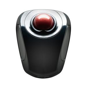 Mouse Orbit Trackball Wireless Mobile 2 botones Negro
