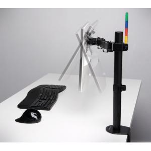 Brazo único extendido para monitor SmartFit® Ergo