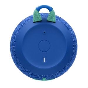Sistema de Altavoces Ultimate Ears WONDERBOOM 2 Pórtatil Bluetooth - Azul - 75Hz a 20kHz - 360° Circle Sound, TrueWireles