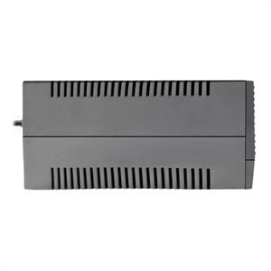 No Break UPS Interactivo de 650VA 360W AVR Serie VS Torre - 120V AC Entrada - 120V AC Salida - 50Hz / 60Hz - 6 x NEMA 5-15R