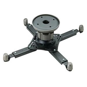 Soporte para proyector montaje en techo Ergotron Neo-Flex para monitores hasta 18.1 kgs, Angulo Inclinacion 30º, Giro Late