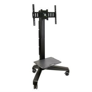 """Centro Multimedia Móvil Ergotron Neo-Flex® VHD, soporta Pantallas de 37"""" a 75"""" y hasta 40.8 kgs. Elevacion de Pantalla has"""