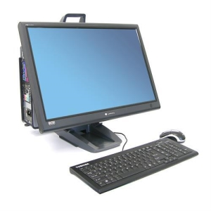 "Soporte para pantalla Ergotron Neo-Flex 33-338-085 - Hasta 61cm (24"") para pantalla plana - 16.78kg Capacidad de carga - P"