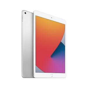 "Tableta Apple iPad (8th Generation) - 25.9cm (10.2"") - 3GB RAM - 32GB Almacenamiento - iPadOS 14 - Plata - Apple A12 Bioni"