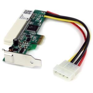 Tarjeta Adaptador PCI Express PCIe PCI-e a PCI StarTech.com PEX1PCI1