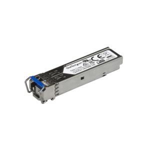 SFP (mini-GBIC) StarTech.com - Para Redes Ópticas, Redes de datos - Fibra Óptica - Unimodal - Gigabit Ethernet - 1000Base-