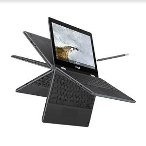 """ASUS Portátil - Chromebook C214MA C214MA-Cel4G32CO-01 (11.6"""") - Touch screen HD 1366 x 768 - Celeron N4020 1.1 GHz - 4GB R"""
