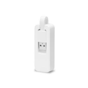 Adaptador de Red USB 2.0, TP-link, UE200, 1 Puerto Ethernet RJ45, 1 Puerto USB 2.0, Chipset RTL8152B, sistemas soportados: