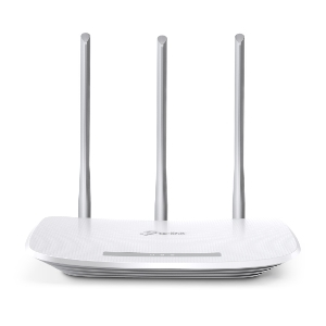 Router inalámbrico TP-Link TL-WR845N - IEEE 802.11n - Ethernet - 2.40GHz Banda ISM(3 x Externo) - 37.50MB/s Velocidad Inal