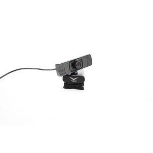 Cámara Web Naceb - 30fps - Negro - USB - 1920 x 1080 Vídeo - CMOS Sensor - Micrófono