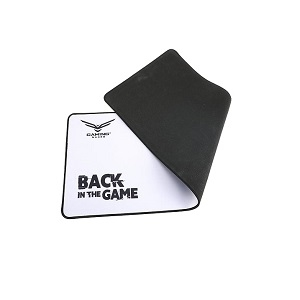 Alfombrilla para ratón de juego Naceb NA-0949 - 800mm x 300mm Dimensión - Goma Base, Microfibra Superficie, Spandex - Anti