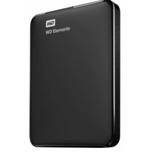 DD EXTERNO PORTATIL 4TB WD ELEM ENTS NEGRO 2.5/USB3.0/WIN