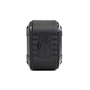 Vorago Bocinas Bsp-500 V2 Bluetooth Manos Libres Contra Polvo Y Agua Negra - 180Hz a 20kHz - Batería Recargable