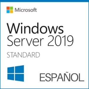 WINDOWS SVR STD 2019 64BIT SPAN SPANISH 1PK DSP OEI DVD 16 CORE