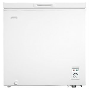 Congelador Danby DCFM050XC1WDB 141.58L Deshielo manual Baúl - Blanco - Metálico Cesta - 141.58L Net Freezer Capacity