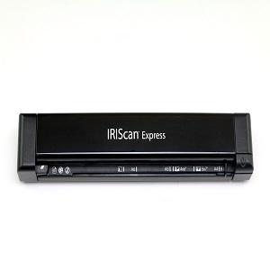 ESCANER IRISCAN EXPRESS 4, 8PPM, CONEXIÓN USB WINDOWS/MAC
