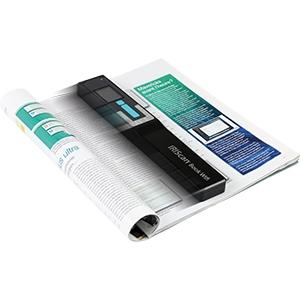 Escáner de mano I.R.I.S. IRIScan Book 5 Wifi - Inalámbrico - 1200 ppp Óptico - Escaneo sin PC - USB