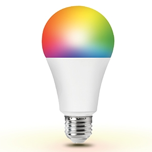 FOCO WI FI  RGB: 9 Watts,Atenuable, compatible con sistema Android / IOS /  Amazon Alexa / Google Home / Google Assistant,