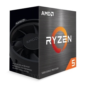AMD PROCESADOR RYZEN 5 5600X 4 6 GHZ CORE 6/32 MB/65W AM4