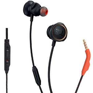Auricular gaming JBL Quantum 50 Cableado Auricular - Negro - Intrauditivo - 16Ohm - 20Hz a 20kHz - Mini-phone (3.5mm)