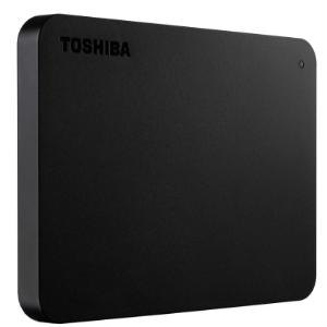Disco Duro Toshiba Canvio Basics - Externo - 1TB - Negro - USB 3.0 - 1 Paquete(s)