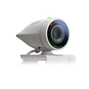 Poly Studio P5, Open Ecosystem, 1080p Camera and (1) Mic; USB Powered, USB 2.0 Type A