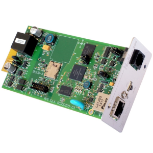 NETMAN 204 NETWORK CARD UPS DIRECT OVER LAN 10/100 MB    IN