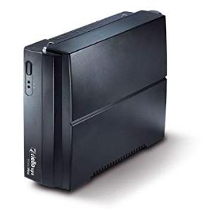 SAI Standby Riello PRP650 - 650 VA/360 W - Torre - 8 Hora(s) Tiempo de Recarga de Batería - 230 V AC Entrada - 230 V AC Sa
