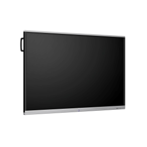 """75IN UHD IFP • Panel interactivo táctil de 20 toques, disponible en 65"""", 75"""" y 86"""" • Panel 4K UHD con resolución de 3,840"""