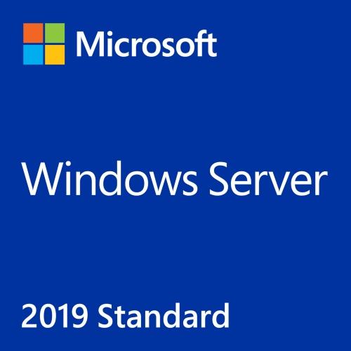 Microsoft Windows 2019 Standard Bundle with 5 User Cals
