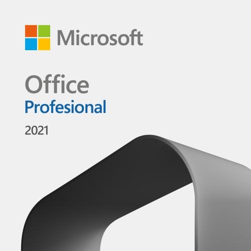 Microsoft Office Professional 2021. Tipo de licencia: Completo, Cantidad de licencia: 1 licencia(s). Versión de idioma: Pl