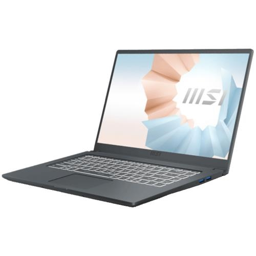 MODERN 15 A11ML-437AU LAPTOP TIGER LAKE I7-1165G7 DDR IV 8GB (3200MHZ) 512GB NVME PCIE GEN3X4 SSD (NEW) IRIS XE GRAPHICS 1