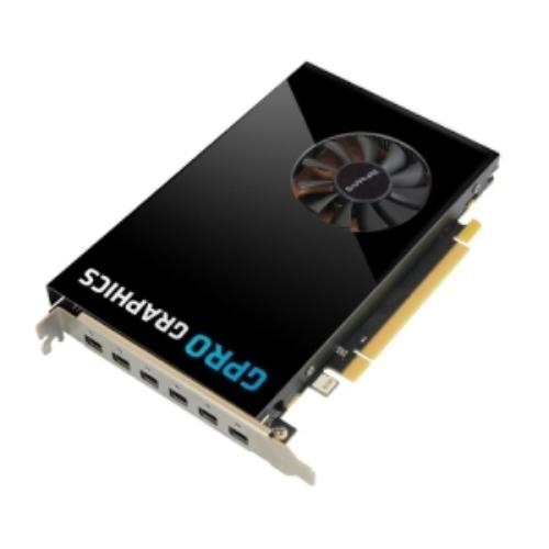 Sapphire GPRO E8870. Graphics processor family: AMD, Graphics processor: Radeon E8870. Discrete graphics adapter memory: 4