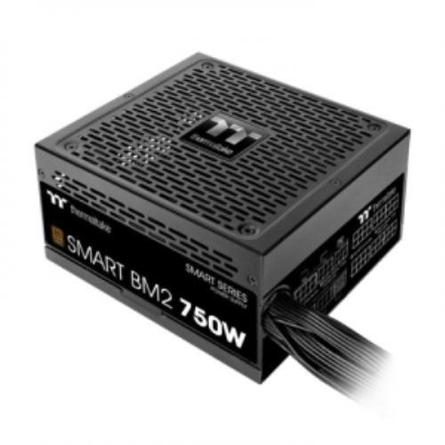 Thermaltake Smart BM2 750W - TT Premium Edition. Total power: 750 W, AC input voltage: 100 - 240 V, AC input frequency: 47