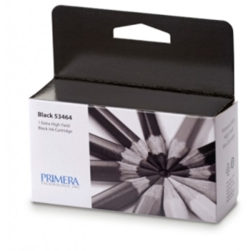 PRIMERA 053464. Cartridge capacity: High (XL) Yield, Black ink type: Pigment-based ink