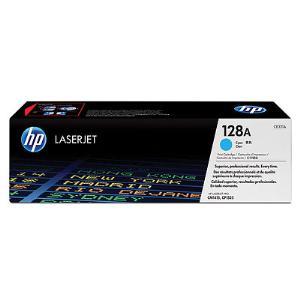 HP 128A CYAN LASERJET TONER CARTRIDGE CE321A