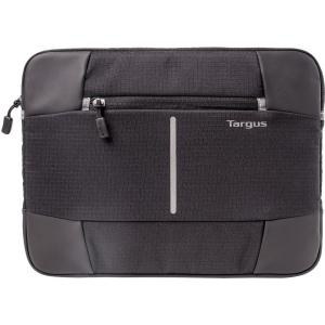"Targus Bex II notebook case 35.6 cm (14"") Sleeve case Black"