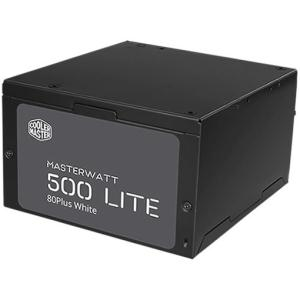 Cooler Master MASTERWATT LITE 80+ 500W POWER SUPPLY UNIT
