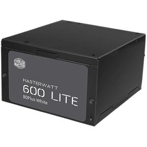 Cooler Master MASTERWATT LITE 80+ 600W POWER SUPPLIE UNIT