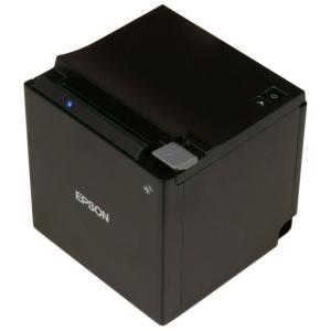TM-m30-242: (Black) Built-in USB, Ethernet, Bluetooth, USB charging - Ultra Compact Thermal Receipt Printer (ePOS ready) -