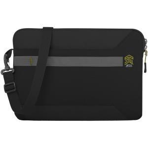 "STM Blazer notebook case 38.1 cm (15"") Sleeve case Black"