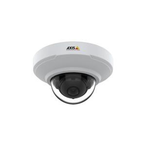 AXIS M3064-V UC INDR MINI DOME w/dust- and IK08 max HDTV 720p