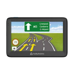 NAVMAN MOVE130M GPS NAVIGATION DEVICE FREE MAPS INCLUDED 5INCH LCD TOUCH SCREEN AUSTRALIA/NEW ZEALAND MAPS 1 YEAR WARRANTY